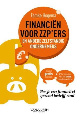 Financiën voor zzp'ers en andere zelfstandig ondernemers (8e herziene druk