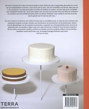 Moderne kunst desserts