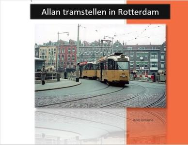 Allan tramstellen in Rotterdam