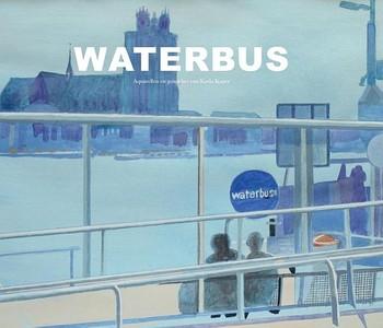 Waterbus aquarellen en gouaches van Karla Kaper