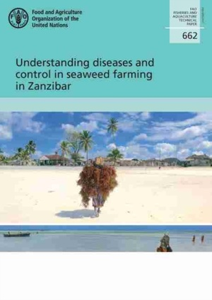 Understanding Diseases And Control In Seaweed Farming In Zanzibar