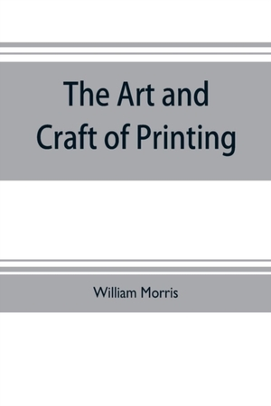 Art And Craft Of Printing