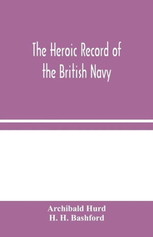 The Heroic Record Of The British Navy