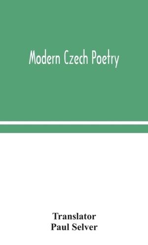 Modern Czech Poetry