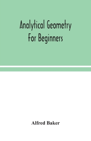 Analytical Geometry For Beginners