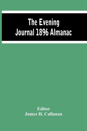The Evening Journal 1896 Almanac