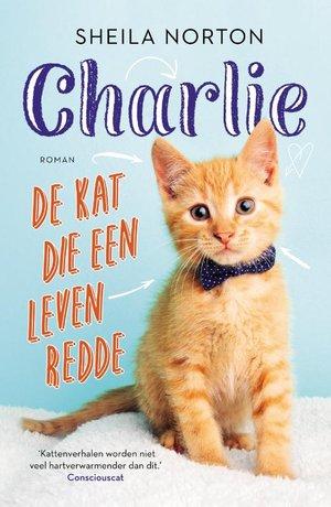 Charlie, de kat die een leven redde