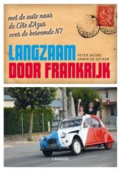 Langzaam door Frankrijk