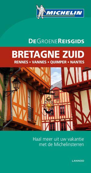De Groene Reisgids - Bretagne Zuid
