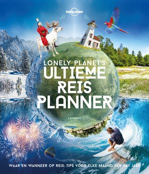 Lonely Planet's ultieme reisplanner