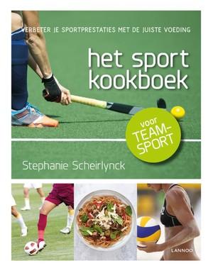 Het sportkookboek voor teamsport