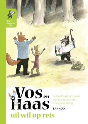 Ik leer lezen met Vos en Haas - Ik lees als Uil - Uil wil op reis