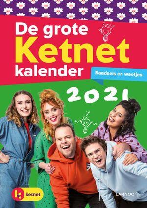 De grote Ketnet kalender 2021