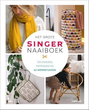 Het Grote Singer Naaiboek