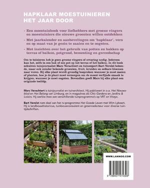 Zakboek voor de hapklare moestuin