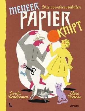 Meneer Papier KNIPT