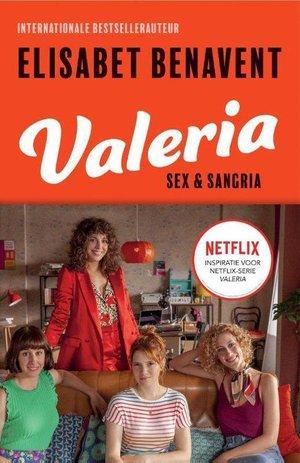 Valeria, sex en sangria