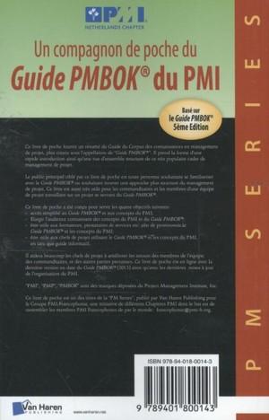 Un companion de poche du Guide PMBOK® du PMI