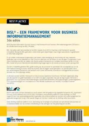 BISL. Een framework voor business informatiemanageme