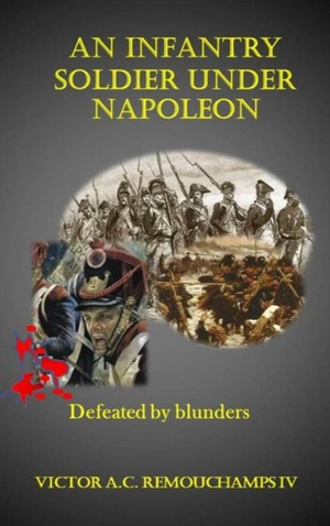 An infantry soldier under Napoleon