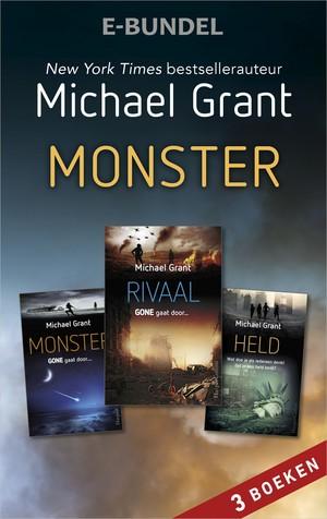 Monster - trilogie