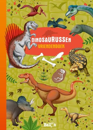 Vriendenboek Dinosaurussen