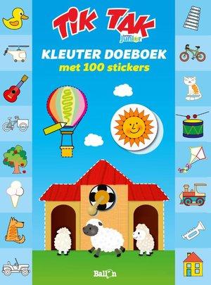 Tik Tak - Kleuterdoeboek met 100 stickers