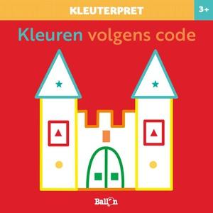 Kleuren volgens code 3+