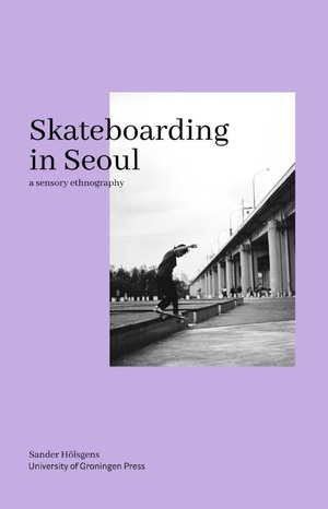 Skateboarding in Seoul