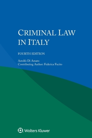Criminal Law In Italy