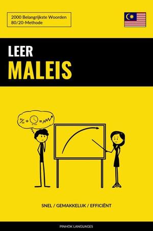 Leer Maleis - Snel / Gemakkelijk / Efficiënt
