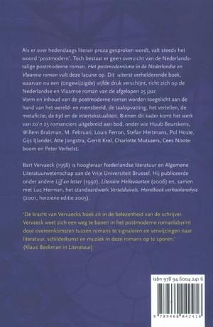 Het postmodernisme in de Nederlandse en Vlaamse roman