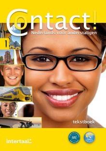 Contact! 1 - Tekstboek + Online MP3 + Woordenlijst