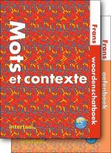 Mots Et Contexte / Woordenschat + Oefenboek + Downloadable Mp3