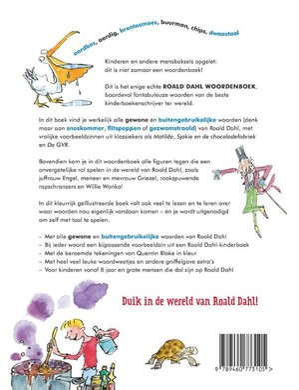 Roald Dahl woordenboek