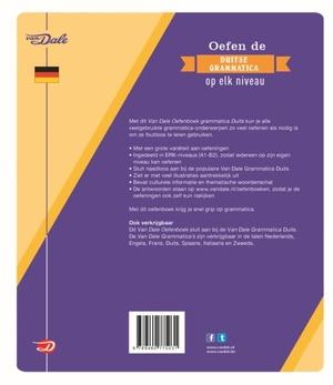 Van Dale Oefenboek Grammatica Duits
