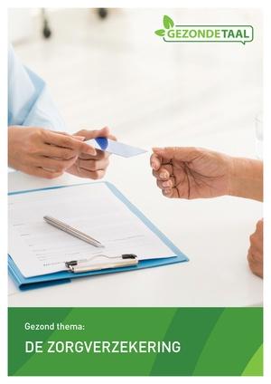 Gezonde Taal De zorgverzekering