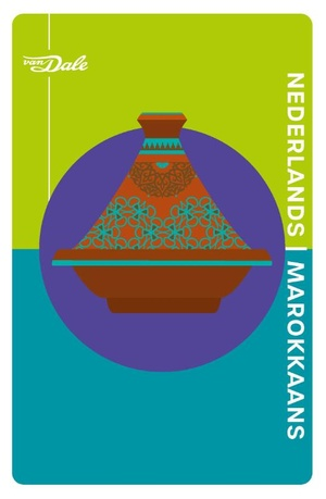 Van Dale Pocketwoordenboek Nederlands-Marokkaans