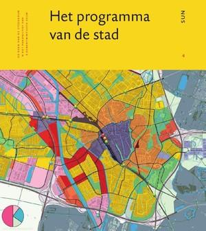 Het programma en ruimtegebruik van de stad