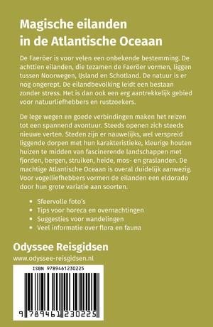 Faeröer Odyssee Reisgids
