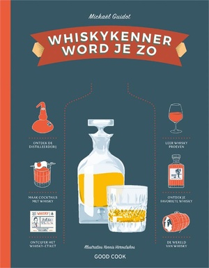 Whiskykenner word je zo
