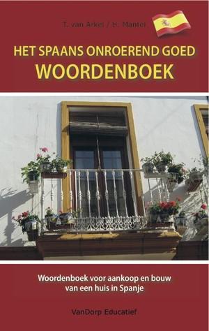 Het Spaans onroerend goed woordenboek