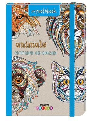My notebook - Animals