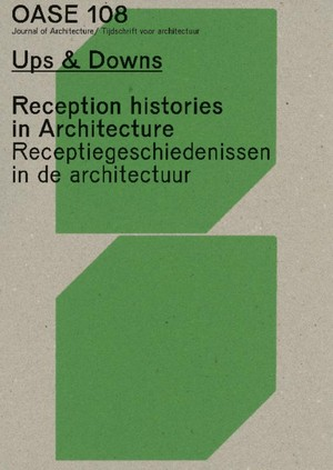 Journal for Architecture #108