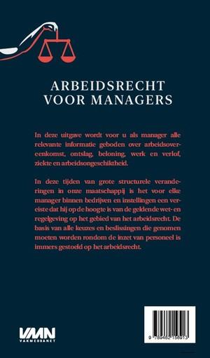 Arbeidsrecht voor managers