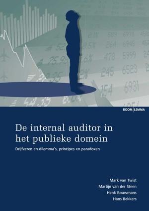 De internal auditor in het publieke domein