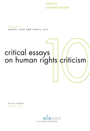 Critical Essays on Human Rights Criticism