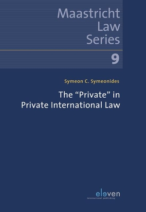 """The """"Private"""" in Private International Law"""