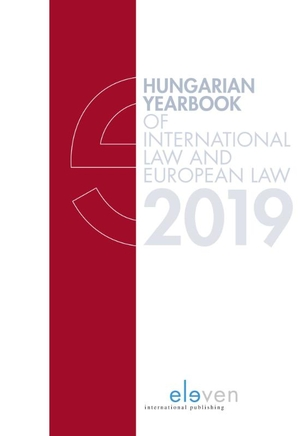 Hungarian Yearbook of International Law 2019