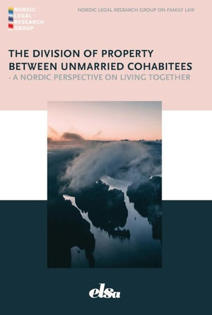 The division of property between unmarried cohabitees